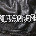 Blasphemy - Patch - Blasphemy - Logo Backshape