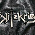 Blitzkrieg - Patch - Blitzkrieg - Logo Backshape