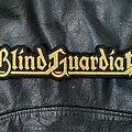 Blind Guardian - Patch - Blind Guardian - Logo Backshape
