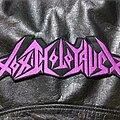 Toxic Holocaust - Patch - Toxic Holocaust - Logo Backshape