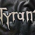 Tyrant - Patch - Tyrant - Logo Backshape