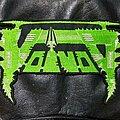 Voivod - Patch - Voivod - Logo Backshape