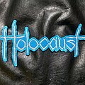 Holocaust - Patch - Holocaust - Logo Backshape