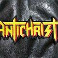 Antichrist (Swe) - Patch - Antichrist - Logo Backshape