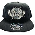 W.A.S.P. - Other Collectable - Wasp - Snapback Cap