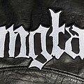 Mgła - Patch - Mgla - Logo Backshape