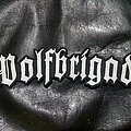 Wolfbrigade - Patch - Wolfbrigade - Logo Backshape