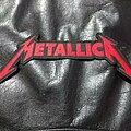 Metallica - Patch - Metallica - Logo Backshape