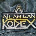 Atlantean Kodex - Patch - Atlantean Kodex - Logo Backshape