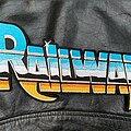 RAILWAY - Patch - Railway - Logo Backshape
