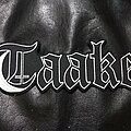 Taake - Patch - Taake - Logo Backshape