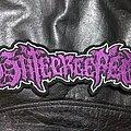 Gatecreeper - Patch - Gatecreeper - Logo Backshape