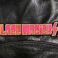 Black Magick SS - Patch - Black Magick SS - Logo Backshape