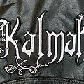 Kalmah - Patch - Kalmah - Logo Backshape