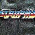 Atrophy - Patch - Atrophy - Logo Backshape
