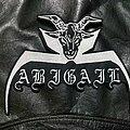 Abigail - Patch - Abigail - Logo Backshape