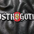 Ostrogoth - Patch - Ostrogoth - Logo Backshape