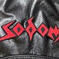 Sodom - Patch - Sodom - Logo Backshape
