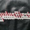 Judas Priest - Patch - Judas Priest - Logo Backshape