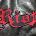 Riot - Patch - Riot - Logo Backshape
