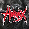 Hirax - Patch - Hirax - Logo Backshape