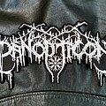 Panopticon - Patch - Panopticon - Logo Backshape