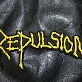 Repulsion - Patch - Repulsion - Logo Backshape