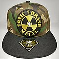 Toxic Holocaust - Other Collectable - Toxic Holocaust - TTM Snapback Cap