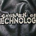 Children Of Technology - Patch - Children Of Technology - Logo Backshape