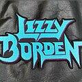 Lizzy Borden - Patch - Lizzy Borden - Logo Backshape