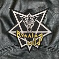 Running Wild - Patch - Running Wild - Victim Of States Power Backpatch