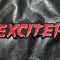 Exciter - Patch - Exciter - Logo Backshape
