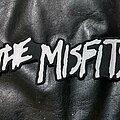 Misfits - Patch - The Misfits - Logo Backshape