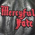 Mercyful Fate - Patch - Mercyful Fate - Logo Backshape