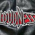 Loudness - Patch - Loudness - Logo Backshape