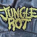 Jungle Rot - Patch - Jungle Rot - Logo Backshape