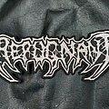 Repugnant - Patch - Repugnant - Logo Backshape