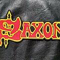 Saxon - Patch - Saxon - Logo Backshape