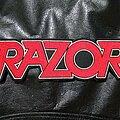 Razor - Patch - Razor - Logo Backshape
