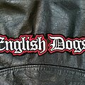 English Dogs - Patch - English Dogs - Logo Backshape