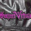 Saint Vitus - Patch - Saint Vitus - Logo Backshape