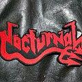 Nocturnal - Patch - Nocturnal - Logo Backshape