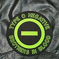 Type O Negative - Patch - Type O Negative - Brothers In Blood - Backpatch