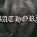 Bathory - Patch - Bathory - Logo Backshape