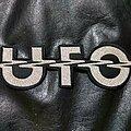 UFO - Patch - UFO - Logo Backshape