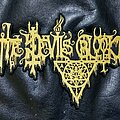 The Devil's Blood - Patch - The Devil's Blood - Logo Backshape