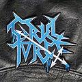 Cruel Force - Patch - Cruel Force - Logo Backshape