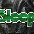 Sleep - Patch - Sleep - Logo Backshape