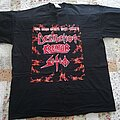 Sodom - TShirt or Longsleeve - Sodom, Destruction, Kreator - Hell Comes to Your Town pt. 2