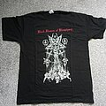 Taake - TShirt or Longsleeve - Black Flames of Blasphemy Festival Shirt 2009